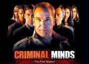 Vendo serie criminal minds. 1ª, 2ª, 3ª, 4ª, 5ª y 6ª temporada