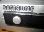 Vendo grabador-reproductor de dvd samsung =) excelente estado, casi sin uso.
