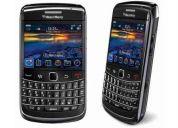 Clon blackberry bold 2 9700 con doble sim wifi y tv etc