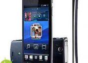 Star x12 - celular negro 4.0 android 2.2 dual sim gps wifi tv (video)