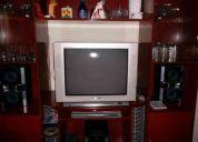 Vendo televisor 25 pulgadas pantalla plana,control remoto excelente estado $30.000