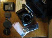 Canon eos 1100d t3 liquido $ 350.000