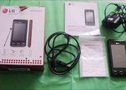 Vendo celular lg kp570q