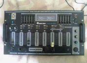 Mezcladora de sonido sound track