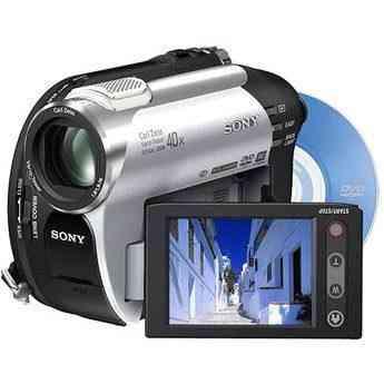 Vendo Cámara De Video Dcr - Dvd 108 Sony Muy Poco Uso