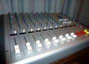 Vendo mesas de sonido