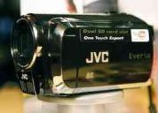 Camara video jvc gz-sm 120