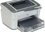 Compro impresora hp p1505