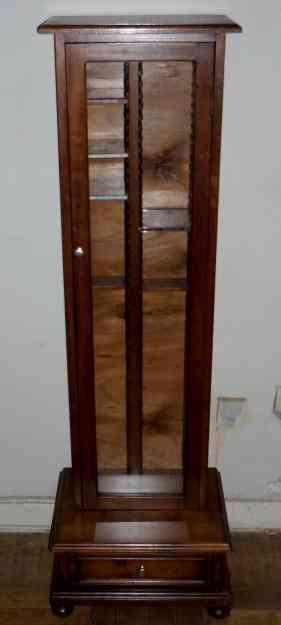 Mueble porta cd con caj n estilo ingl s de raul quinta for Mueble porta cd