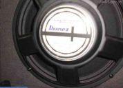 Vendo o permuto amplificador ibanez tbx15 excelente estado.