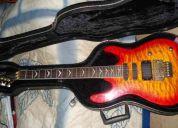Vendo por apuro excelente guitarra palmer