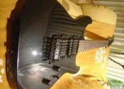 Guitarra electrica fender squier y amplificador marshall 80