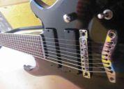 Guitarra elÉctrica de 8 cuerdas