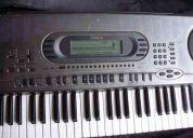 Vendo organo marca casio modelo wk-1800