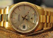 Rolex president oro modelo full size
