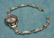 Relojes de plata mexicana