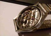 Reloj longines hombre funcionando