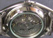 Reloj seiko automatic 21 jewelss