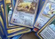 Cartas pokemon de todos tipos