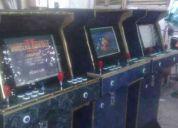 Venta de videos multijuegos arcade nuevos con mil juegos a $149.990