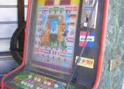 Maquina traga monedas paises soceer