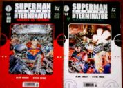 Superman vs terminator  muerte al futuro historia completa comics vid