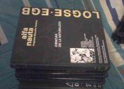 Enciclopedia tematica alfa nauta  7 tomos