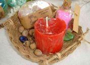 Aprende a fabricar velas y jabones