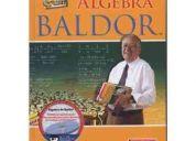 Baldor Álgebra casi nuevo