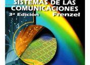 Libro electrónica aplicada a los sistemas de las comunicaciones, frenzel