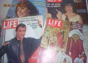 Vendo revistas de coleccion life