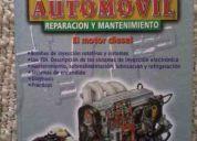 Manual del automovil - reparación y matenimiento 4 tomos
