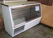 Se vende maquinas refrigeras y conservadora