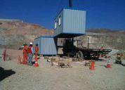 Oficinas modulares tipo container