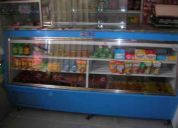 Vendo maquina de helados filete y conservadora grande