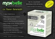 Crema de baba de caracol - maxbelle - export line