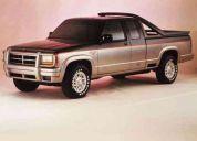 Camioneta toyota dodge dakota 1998