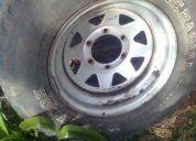 Vendo llanta con neumático r15 - 235