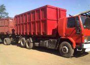 Vendo camion ford cargo-4030 con o sin equipo de amplioll