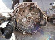 Caja cambio opel vectra 1.7cc diesel