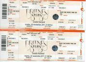 2 entradas britney spears $76.000 c/u
