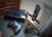 Xbox 360 slim 250gb con kinect (modelo mas nuevo)