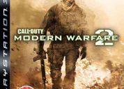 Vendo  juego call of duty modern warfare 2 ps3