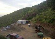Vendo mina de cobre(oro ) ,la serena