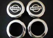 Venta de tapas de rueda para nissan mistral