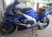 Moto de velocidad yamaha r6sport 2007 600r excelentes condiciones