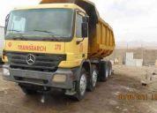 Mercedes benz actros 4144 2007