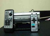 Radio dvd pioneer con tv y sintonizador de canales conversable