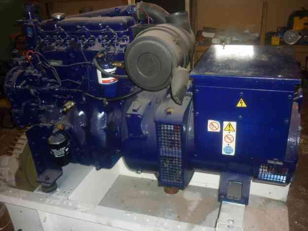 Generador perkins