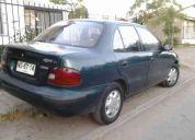 Hyundai accent inmejorable estado  año 96